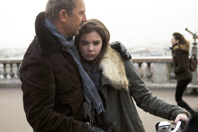 Hailee Steinfeld, 3 Days To Kill