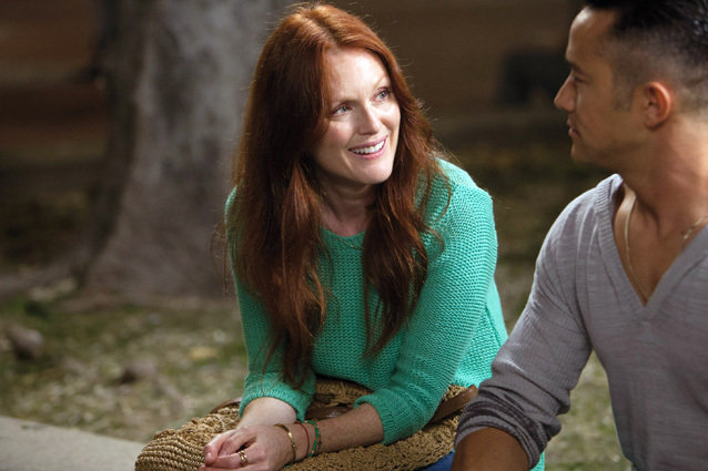Julianne Moore, Don Jon