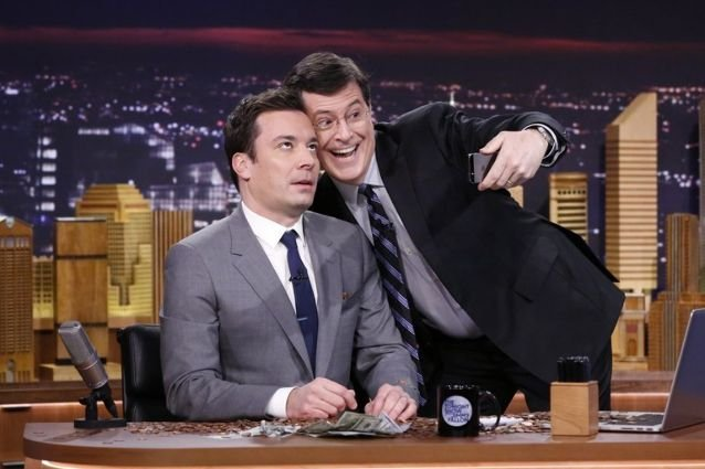 Stephen Colbert, The Tonight Show with Jimmy Fallon