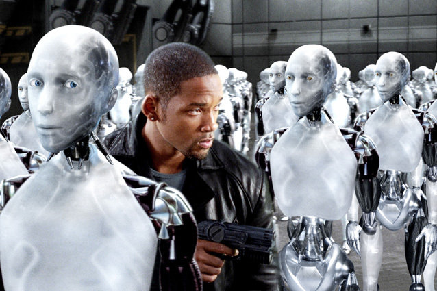 I, Robot, Will Smith