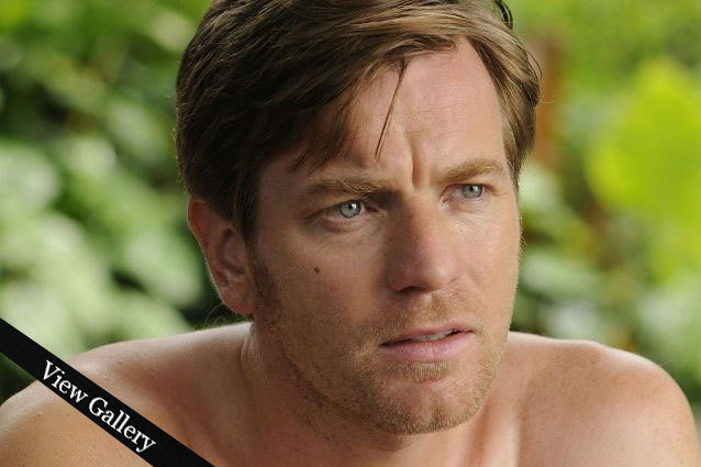 THE IMPOSSIBLE, Ewan McGregor