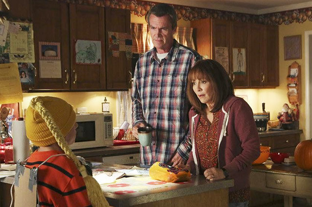 The Middle, Patricia Heaton and Neil Flynn