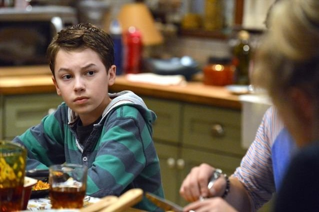 Hayden Byerly, The Fosters