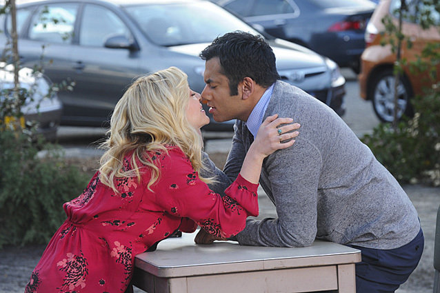 How I Met Your Mother, Abby Elliott and Kal Penn