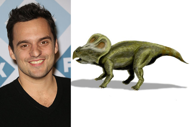 Jake Johnson, Jurassic World Dinosaur Casting
