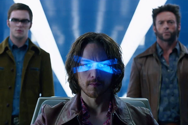 X-Men: Days of Future Past, Trailer 2