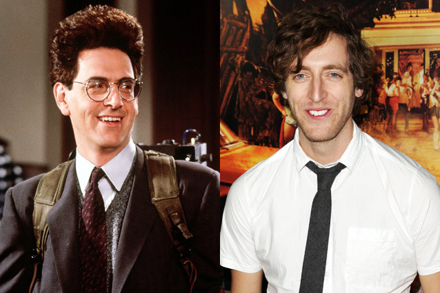 Harold Ramis, Thomas Middleditch
