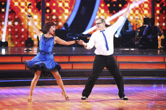 Dancing With The Stars, Drew Carey and Cheryl Burke