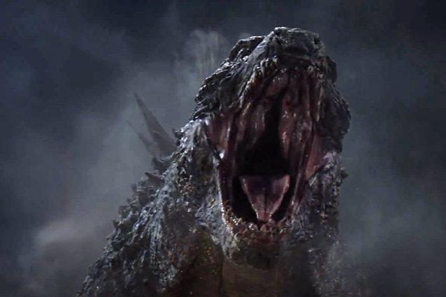 Godzilla, Trailer