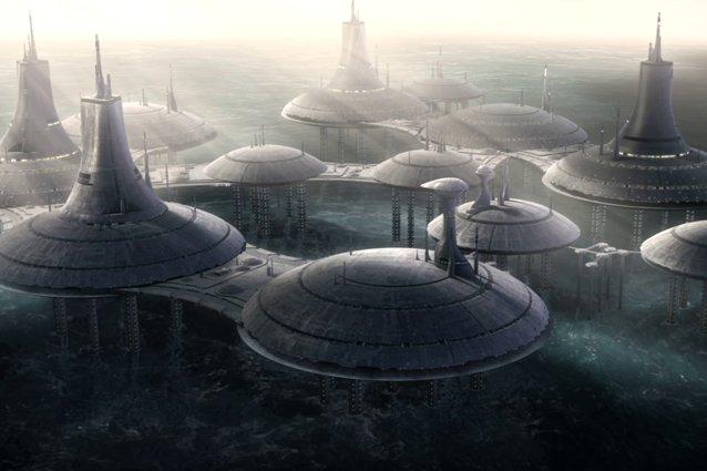Kamino, Star Wars