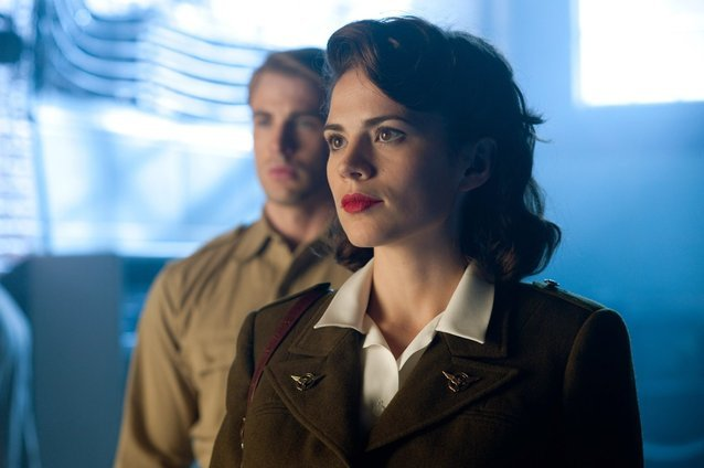 Haley Atwell, Captain America: The First Avenger