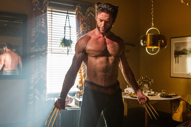 Hugh Jackman, X-Men Days of Future Past