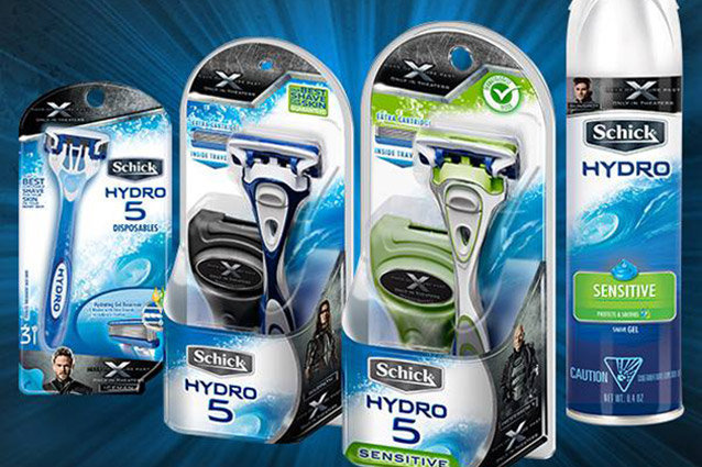 Schick, X-Men Days of Future Past Product Promotion