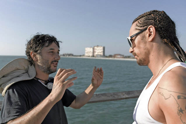 Harmony Korine and James Franco, Spring Breakers