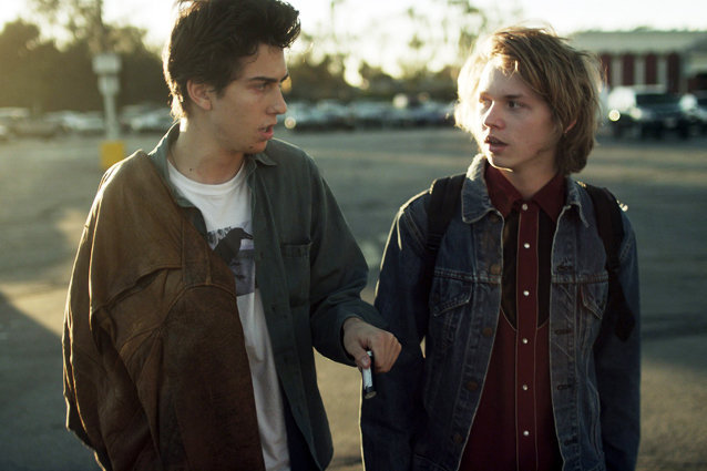 Palo Alto, Nat Wolff and Jack Kilmer