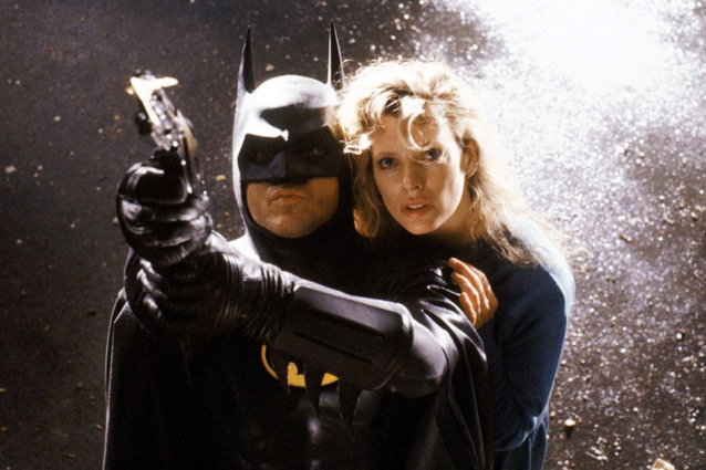 Batman 1989, Michael Keaton