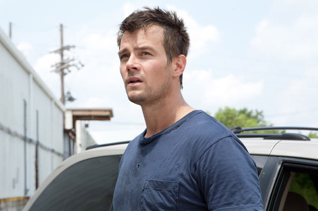 Josh Duhamel, Fire With Fire