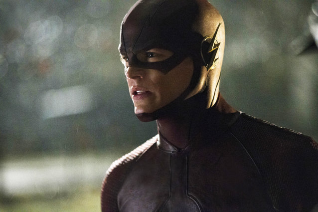 Grant Gustin, The Flash
