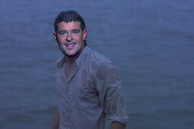 The Notebook, Robin Thicke