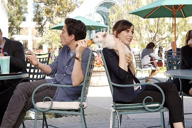 A to Z, Ben Feldman and Cristin Milioti