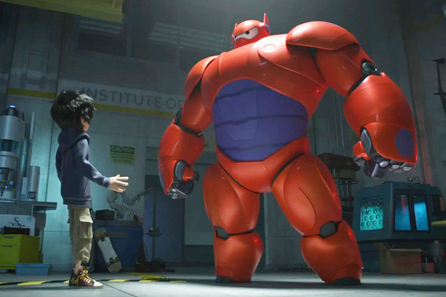 A group of 6 heroes are recruited to protect the nation in 'Big Hero 6'.
