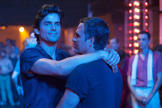 The Normal Heart, Matt Bomer, Mark Ruffalo