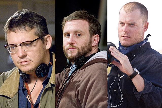 Adam McKay, Ruben Fleischer, Rawson Thurber