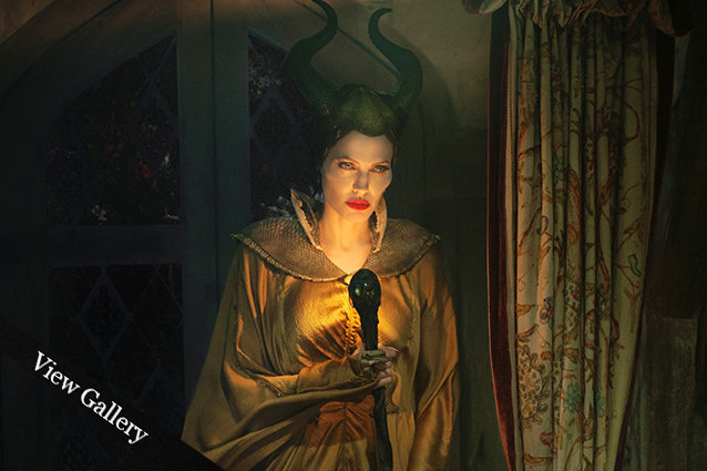 Angelina Jolie, Maleficent