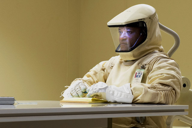 The Signal, Laurence Fishburne