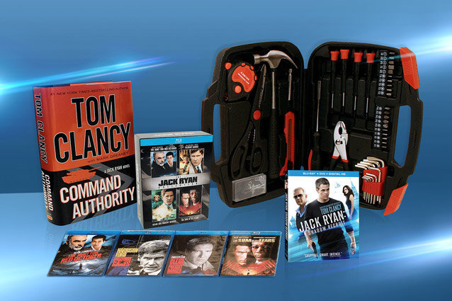 Jack Ryan: Shadow Recruit Prize Package