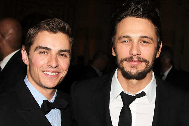 James Franco and Dave Franco