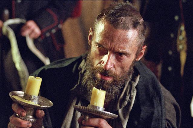 Hugh Jackman, Les Misérables