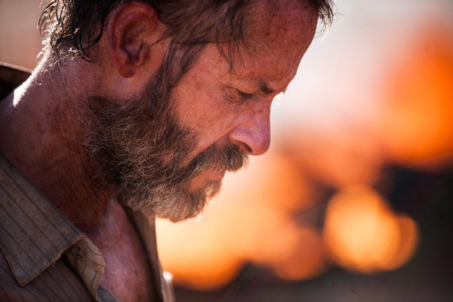 The Rover, Guy Pearce