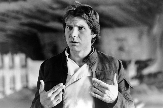 Harrison Ford, Star Wars Episode V The Empire Strikes Back
