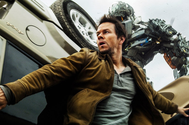 Transformers Age of Extinction, Mark Wahlberg