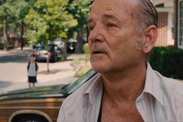 Bill Murray, St. Vincent