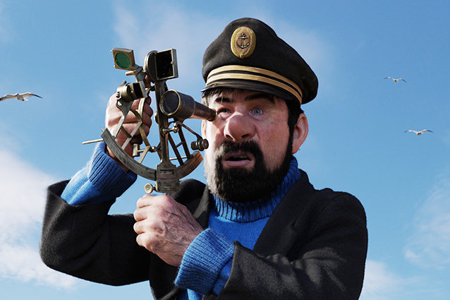 Andy Serkis, The Adventures of Tintin