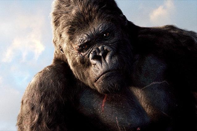 Andy Serkis, King Kong