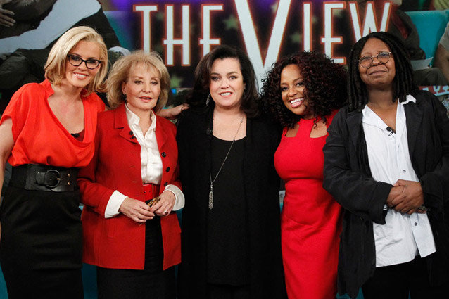The View, Rosie O'Donnell