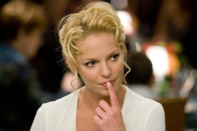 Katherine Heigl, The Ugly Truth