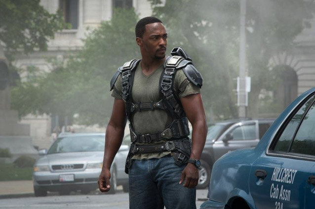 Captain America: The Winter Soldier, Anthony Mackie