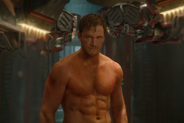 Guardians of the Galaxy, Chris Pratt