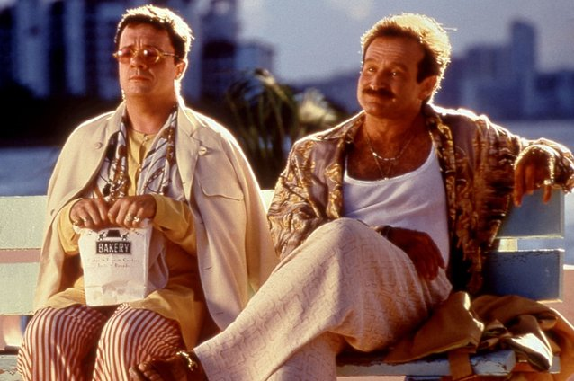 Nathan Lane, Robin Williams, The Birdcage