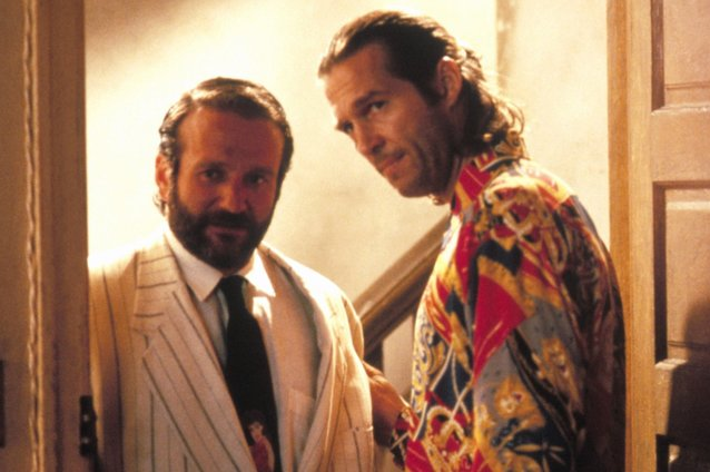 Jeff Bridges, Robin Williams, The Fisher King