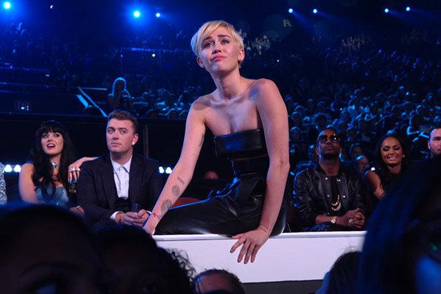 Miley Cyrus VMAS
