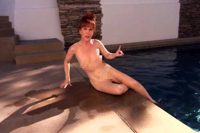 Nude Pics Of Kathy Griffin For Free Porn