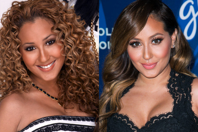 The Cheetah Girls, Adrienne Bailon