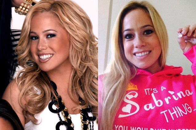 The Cheetah Girls, Sabrina Bryan