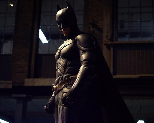 Christian Bale as Bruce Wayne / Batman in Warner Bros. Pictures' 'The Dark Knight'