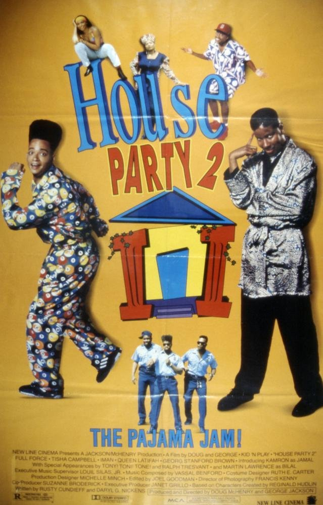 House party 2 poster